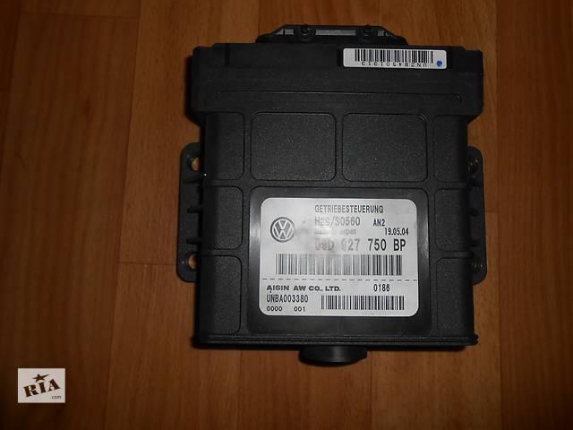 09D927750BP Блок управления коробки Volkswagen Touareg Фольксваген Туарег 2003г-2009г- объявление о продаже  в Ровно