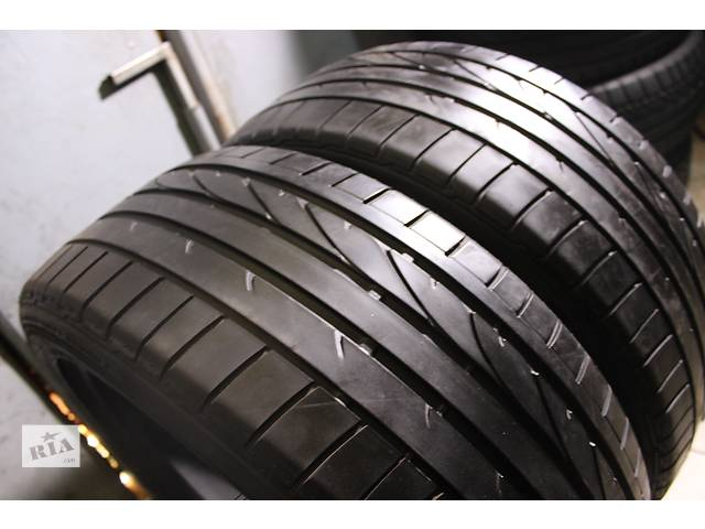 продам 245-45-R18 96W Bridgestone Potenza RE050 Germany пара 2 штуки резины NEW 2015 бу в Харькове