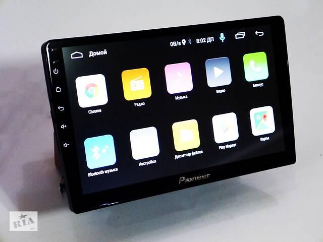 """бу 2din Магнитола Pioneer 1088 - 10,1"""" Экран GPS/2хUSB/4Ядра/1Gb Ram/ Android в Хмельницком"""