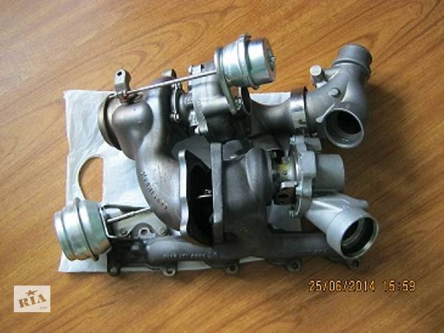 A6460901280 турбіна на Mercedes-Benz Sprinter 906, 2.2 CDI, BI-Turbo.- объявление о продаже  в Луцке