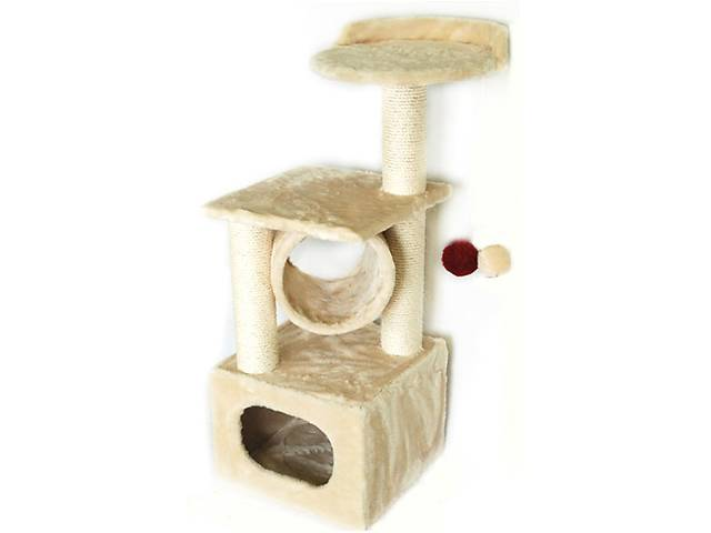 продам Когтеточки, домик для большой кошки - MAINE COON мейн кун 110см бу в Львове