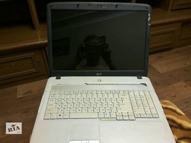 Acer-aspire-7720 ноутбук- объявление о продаже  в Сумах