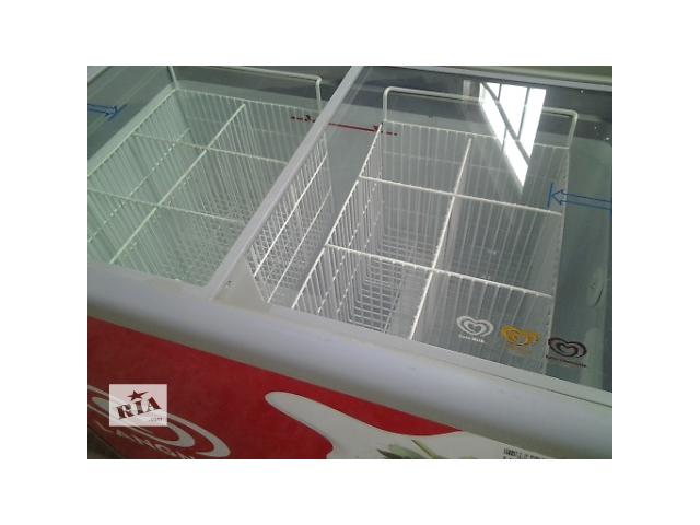 АһТ морозильні ларі бо 350 літрів- объявление о продаже  в Чугуєві