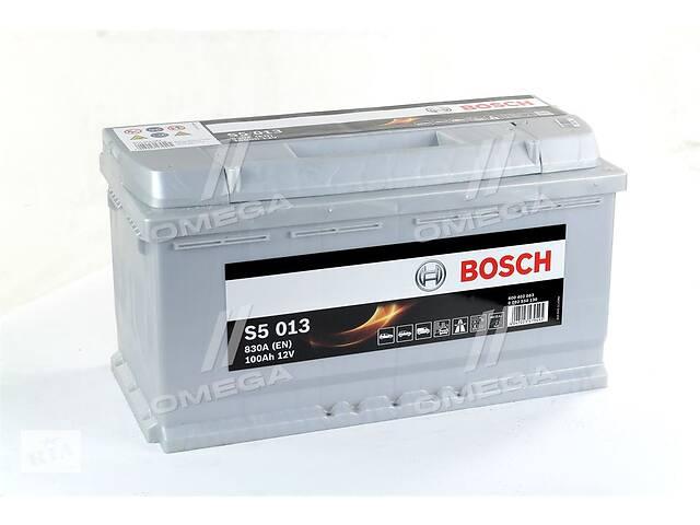 бу Аккумулятор  100Ah-12v BOSCH (S5013) (353x175x190),R,EN830 в Харкові