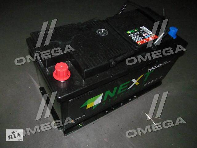 продам Аккумулятор 100Ah-12v Kainar NEXT Standart (353х175х190),L,EN780 КАТ. -10 бу в Харкові