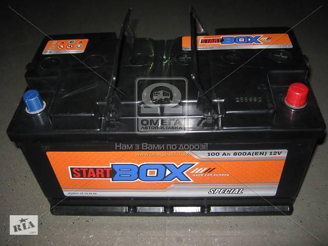 купить бу Акумулятор 100Ah-12v StartBOX Special (352x175x190),R,EN800 в Харкові