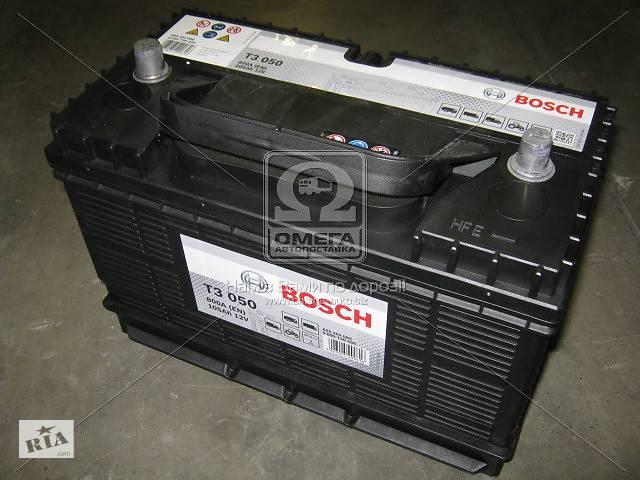 Аккумулятор  105Ah-12v BOSCH (T3050) (330x172x240),L,EN800 клеммы по центру- объявление о продаже  в Харкові