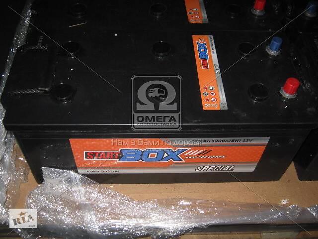 бу Акумулятор 190Ah-12v StartBOX Special (513x220x223), полярність зворотна (3), EN1200 в Харкові