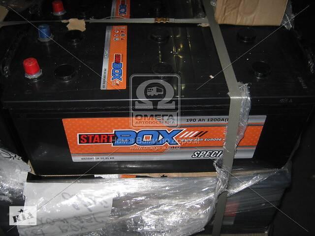 Акумулятор 190Ah-12v StartBOX Special (513x223x223), полярність пряма (4), EN1200- объявление о продаже  в Харкові