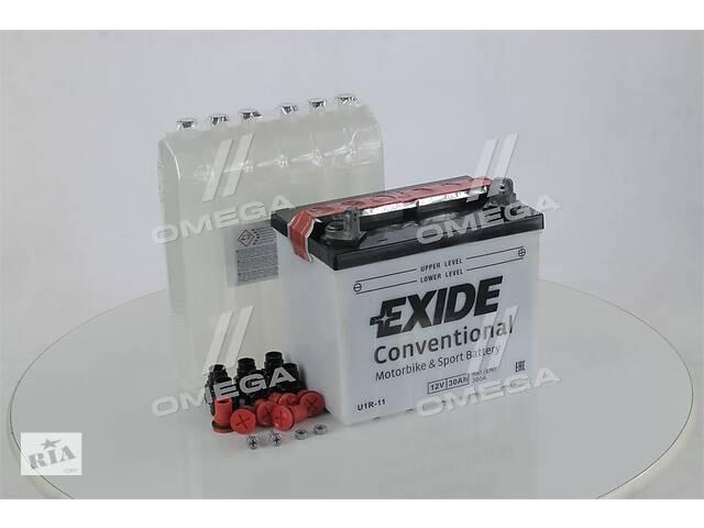 Акумулятор 30Ah-12v Exide (U1R-11) (196х130х180) R, EN300- объявление о продаже  в Харкові