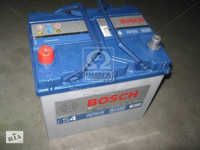 Аккумулятор   60Ah-12v BOSCH (S4025) (232x173x225),L,EN540- объявление о продаже  в Харькове
