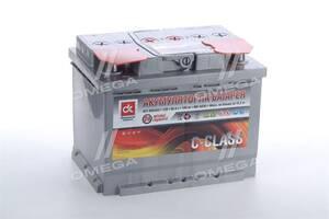 Аккумулятор   60Ah-12v C-CLASS  (242x175x190),R,EN480