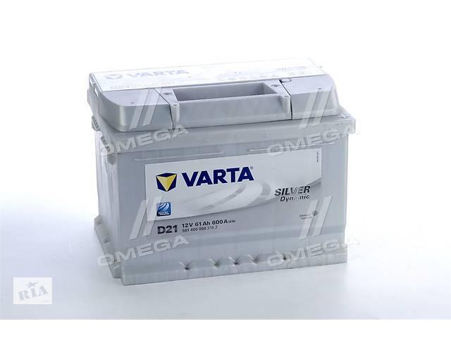 продам Аккумулятор   61Ah-12v VARTA SD(D21) (242x175x175),R,EN600 бу в Харкові