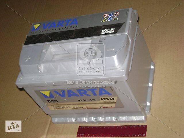 купить бу Аккумулятор   63Ah-12v VARTA SD(D39) (242x175x190),L,EN610 в Харкові