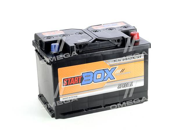 купить бу Акумулятор 75Ah-12v StartBOX Special (276x175x190),R,EN640 в Харкові