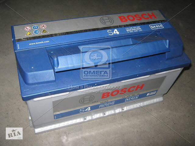 Аккумулятор   95Ah-12v BOSCH (S4013) (353x175x190),R,EN800- объявление о продаже  в Харкові