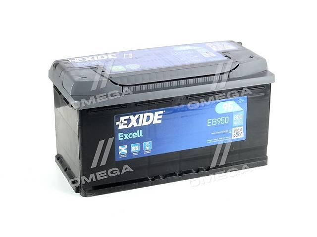продам Аккумулятор   95Ah-12v Exide EXCELL(353х175х190),R,EN800 бу в Харькове