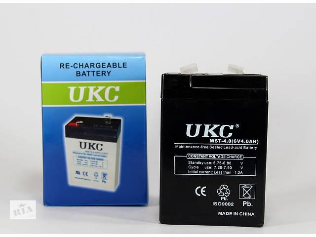 продам Аккумулятор Battery RB 640 6V 4A UKC (20) бу в Киеве