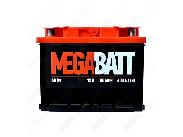 продам Аккумулятор MegaBatt 60Ah L+ 480A бу в Одессе