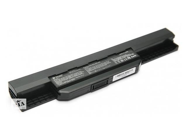 Аккумулятор PowerPlant для ноутбуков ASUS A43 A53 (A32-K53) 10.8V 4400mAh