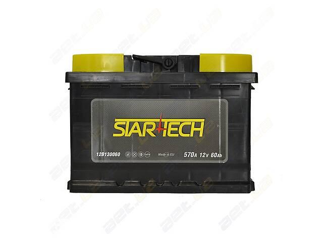продам Аккумулятор Startech 60Ah R+ 570A (низкобазовый) бу в Одессе