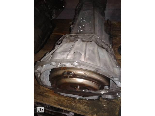 купить бу АКПП Infiniti FX35-FX45, 4WD, 2003-2008 год, 3.5i - 4.5i  в Киеве