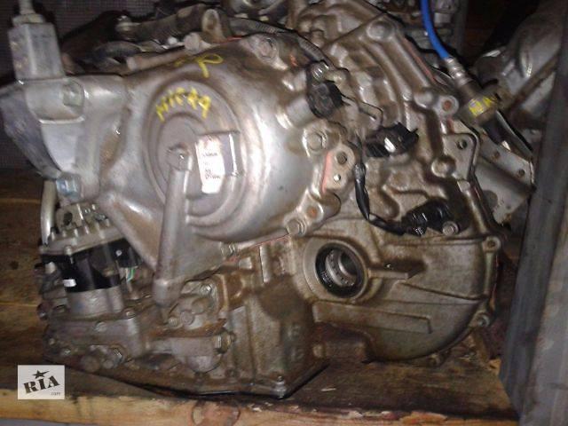 продам АКПП вариатор Nissan Micra 2010-2015 год, кузов К13, 1.2 бенз, с двигателя HR12DE. бу в Киеве