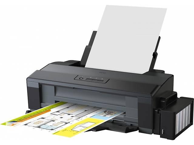 Принтер А3 Epson L1300 Фабрика печати (C11CD81402)- объявление о продаже  в Киеве