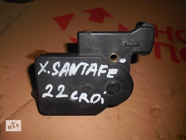 бу Актуатор печки для Hyundai Santa FE, 2.2crdi, 2009, 28381-27450 в Львове