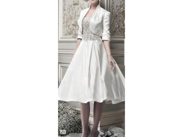 f496e0a71fd Короткое свадебное платье - Свадебные платья в Чернигове на RIA.com