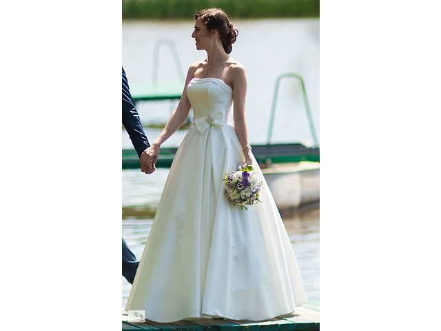 Свадебное платье Размер 42 44 46 Лайт Айвори- объявление о продаже в  Краматорске af7f929dbb5