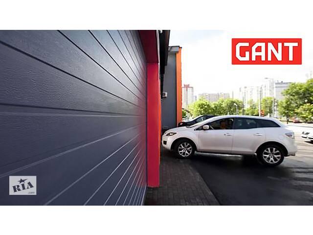 купить бу Акция! Гаражные (гаражные) ворота GANT (Чехия) 2026х1800! Виноградов в Ужгороде