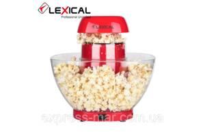 Аппарат для приготовления попкорна LEXICAL LPO-3502  / 1200 Вт Попкорница 4.5л