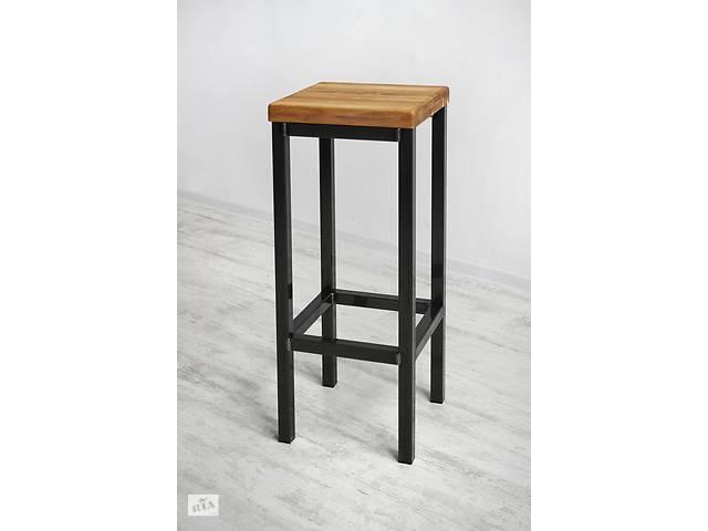 купить бу Барный стул в стиле LOFT (Bar Stool - 47), мебель в стиле Лофт от производителя в Киеве