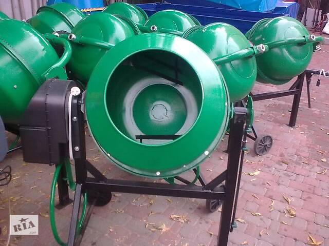 продам Бетонозмішувач Вектор-08 БРС-130 л композитний вінець бу в Мариуполе
