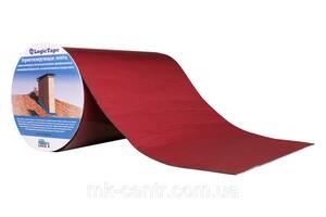 Битумная лента 100мм /3м коричневая RAL 8017 бутил-каучуковая LogicTape