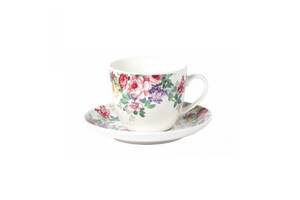 Чашка с блюдцем Astera Madelaine 250 мл A0530-S06