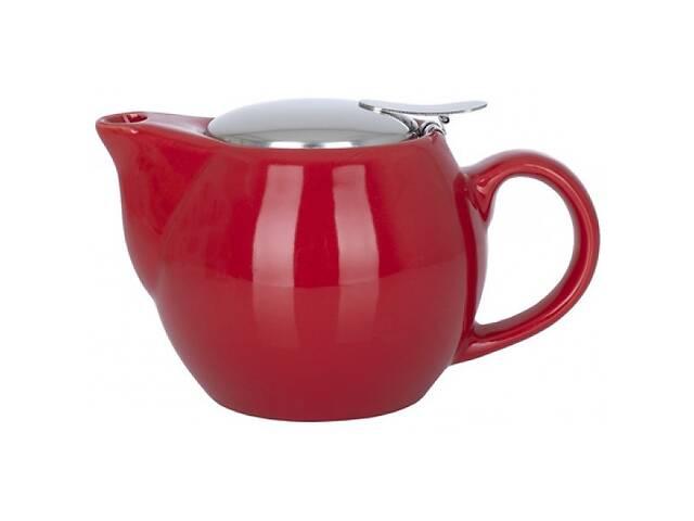 бу Чайник заварочный Limited Edition Opera 450 мл красный JH10044-A76 в Чернигове