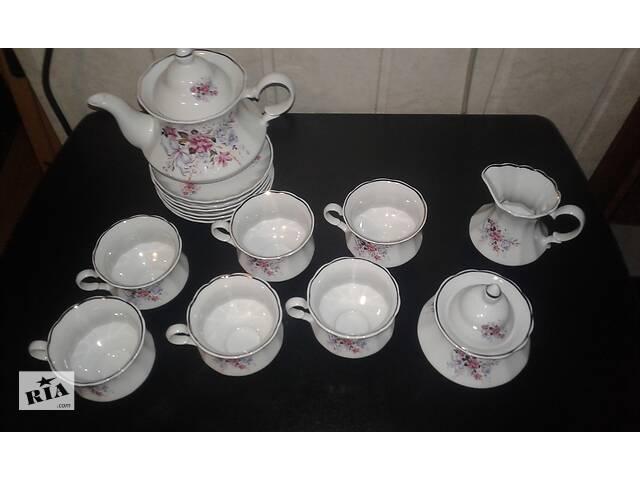 продам Чайный набор на 6 персон бу в Киеве