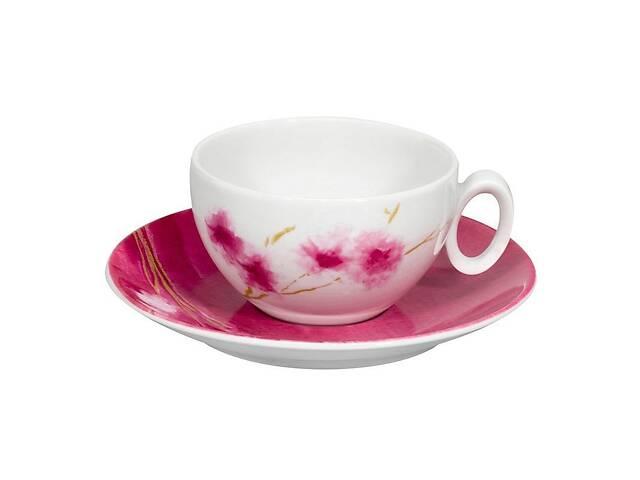 купить бу Чайный набор Vista Alegre ARIGATO 4 чашки 240 мл и 4 блюдца (psg_21086867) в Киеве