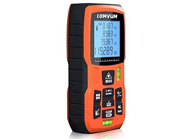 продам Дальномер лазерный Lomvum LV60 60м 5731 (gr_010175) бу в Киеве