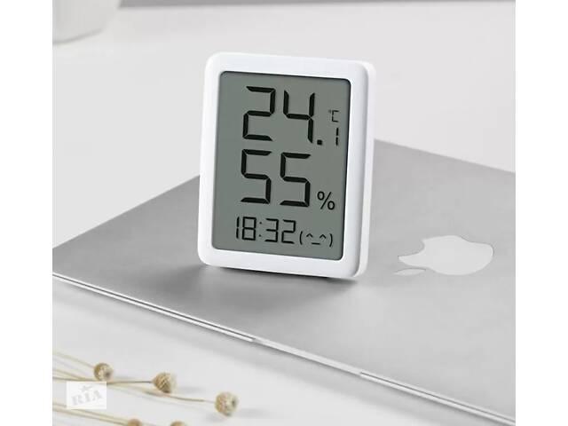 купить бу Датчик температуры и влажности Xiaomi Miaomiaoce LCD MHO-C601 в Ковшаровке