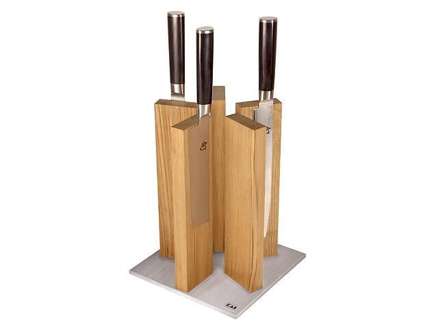 Держатель магнитный для 10 ножей KAI Stonehenge дуб- объявление о продаже  в Херсоне