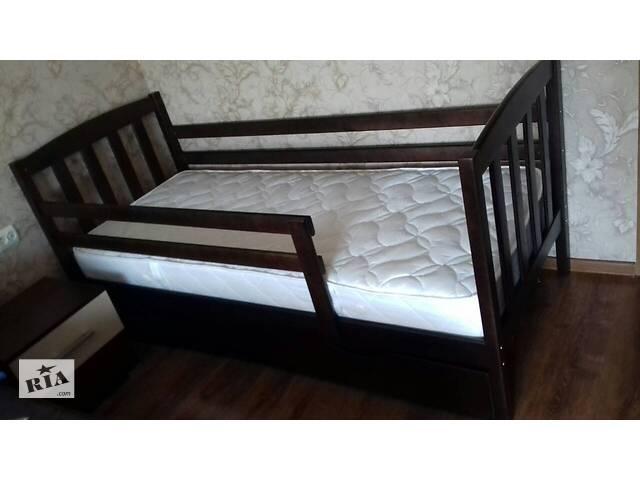 Детская кровать- кроватка Марсель деревянная новая мебель