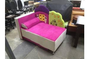 Дитячий диван Теремок - рожевий колір