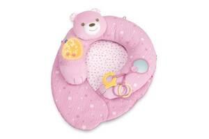 Детский коврик Chicco Мое первое гнездышко розовый (09829.10)