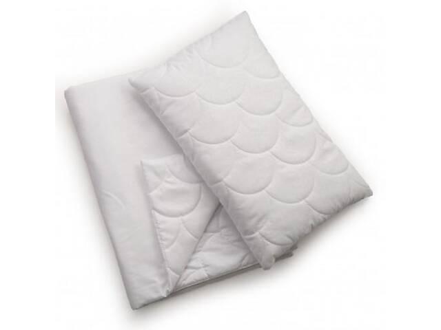 продам Детский набор гипоаллергенный одеяло и подушка Twins Premium 200 120х90, белый. бу в Киеве