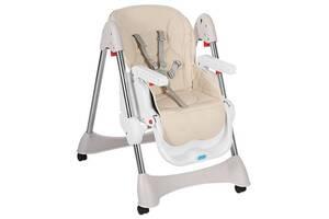 Детский складной стульчик для кормления Bambi  M 3216-13 бежевый