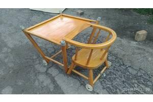 Детский стулец-стол