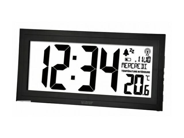 Домашняя метеостанция La Crosse WS8010-BLA 9926099, черная- объявление о продаже  в Киеве